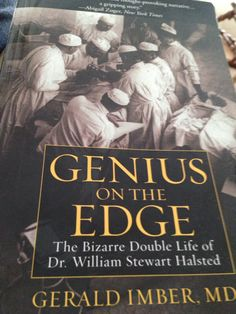 Great book about early Medicine & some Drs who shaped it