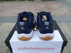quality design 2b4e3 031bf Authentic Jordan 11 Low Navy www.justbefashion.com kik joicelin  skype prince840815 Whatsapp 0086-15280595001 wechat ilulinyuqin