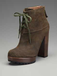 Can't quite explain why, but I love these booties...