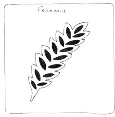 Frondous Official Zentangle Pattern