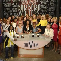 WATCH: Barbara Walters' touching 'The View' farewell