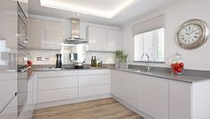 Developers | Elements Kitchen Design German Kitchen, Real Kitchen, Apartment Complexes, Social Housing, Luxury Homes, Kitchen Design, New Homes, Kitchens, Home Decor