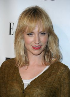beth riesgraf photos   Beth Riesgraf Actress Beth Riesgraf arrives to the ELLE And Express ...