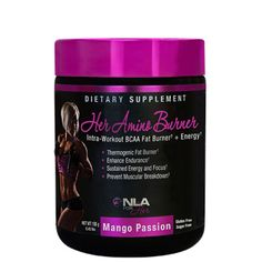 What Is It: This is the perfect combination of muscle building aminos, caffeine (only 100mg), and fat burning ingredients specifically made for women. This is ideal for drinking while you workout to m