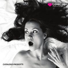 LoveLab Catalogo Prodotti  LoveLab è la prima linea di cosmetici studiati per il piacere di coppia. Una gamma di prodotti per lui e per lei che ti aiuteranno a rendere più intensi, appaganti e divertenti i tuoi momenti di passione.