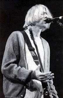 Kurt Cobain Rare Pictures - Imgur