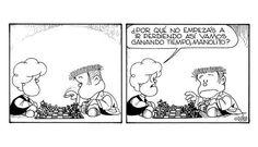 Mafalda - (Quino)