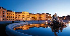 schönbrunn palace - Google Search