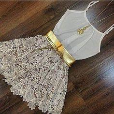 Orchid! New Arrive Women Vestidos Hot Fashion Women's White Sleeveless Lace Casual O-neck Cute Dress Vestido de renda