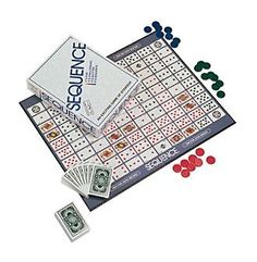 Sequence® Strategy Game