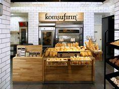 Pão com sabor e estilo: veja tendência de padarias design - Casa - GNT                                                                                                                                                      Mais
