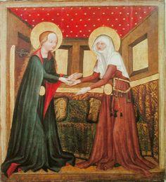 Mary and Elizabeth