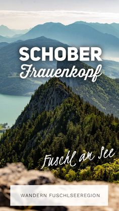 Wanderung auf Schober und Frauenkopf in Fuschl am See. Wandern Fuschlseeregion Salzkammergut Bergen, Austria, Road Trip, Outdoor, Adventure, Highlights, Fitness, Holiday, Greece