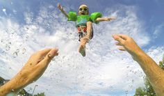 GoPro Channel   Some 3 Year Olds Can Fly