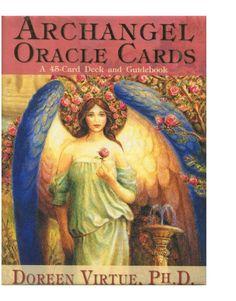 Archangel Oracle Cards by Doreen Virtue : Buy Online, Worldwide Shipping #buyindiaglobal #buytarot #tarotonline