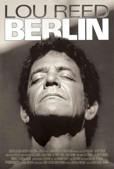 Lou Reed's Berlin ($19.99)