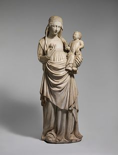 Standing Virgin and Child. Date: ca. 1425 Geography: Made in, Verona, Veneto, Italy