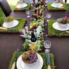 A new take on green living display at The Southport Flower Show Southport Flower Show, Floral Design, Centerpieces, Table Settings, Display, Flowers, Green, Ideas, Floor Space