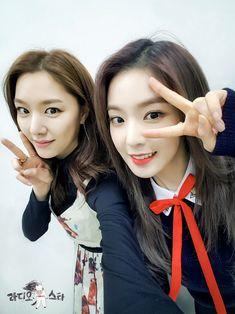 Seo Ji Hye and Red Velvet's Irene look alike?   Koogle TV