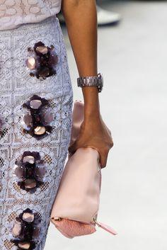 Burberry Prorsum Spring 2014 #lace