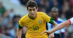 Oscar Slapped With Eight Matches Ban After Sparking Brawl