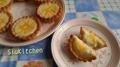 [Eng-Subbed] How to make Molten Cheese Tart (流心芝士撻)