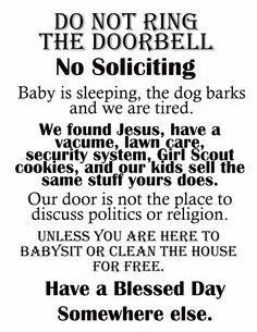 Afloat in the deep blue: Printable No Soliciting sign. Afloat in the deep blue: Printable No Soliciting sign. Afloat in the deep blue: Printable No Soliciting sign. Afloat in the deep blue: Printable No Soliciting sign. Afloat in the deep blue: Printable Front Door Signs, Porch Signs, Sign Quotes, Funny Quotes, Funny Memes, Sarcastic Quotes, Diy Signs, Funny Signs, Wood Signs