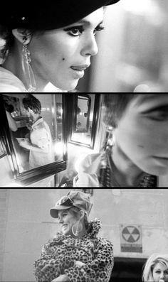 Edie Sedgwick in Ciao! Manhattan (1972, dir. John Palmer & David Wiseman)