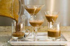 Blender Pots de Creme: 12 ozs Semi-Sweet Chocolate Chips, 4 whole Eggs ...