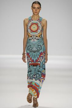 Sfilata Mara Hoffman New York - Collezioni Primavera Estate 2014 - #Vogue #ss2014 #nyfw #MaraHoffman