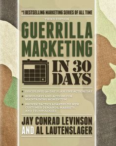 """""""Reach your marketing goals, jump-start your sales, and watch your profits soar.""""  Click through to read more about this book on Entrepreneur.    #business #books #marketing #sales #tips"""