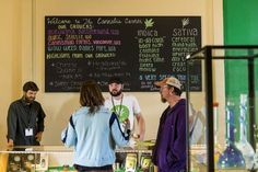 """Yakima, WA- Cannabis Corner-government-run pot store-Staffed by """"budtenders"""" and the manager used to run a Bed Bath and Beyond....could there be legalized marijuana pop-ups at concerts next?"""