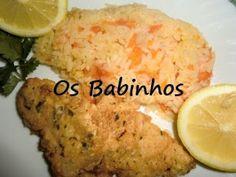 AS PAPINHAS DOS BABINHOS: Filetes de Pescada http://aspapinhasdosbabinhos.blogspot.pt/2010/10/filetes-de-pescada.html