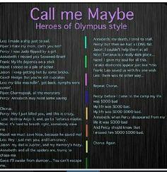 Call me mabye