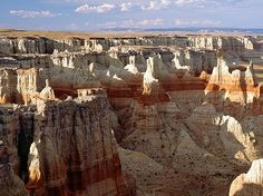 Coal Mine Canyon, Painted Desert, Arizona