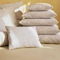Some useful advice on buying and making cushions