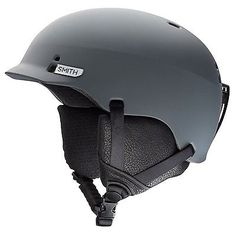 Protective Gear 36260: Smith Optics Gage Adult Ski Snowmobile Helmet - Matte Charcoal Medium -> BUY IT NOW ONLY: $45.83 on eBay!