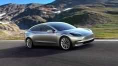 Erster Blick auf den Massen-Stromer: Das ist das neue Model 3 von Tesla