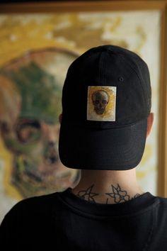 0b76e11d4ea Vans x Vincent Van Gogh Skull Hat
