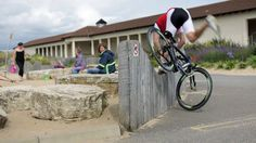 Martyn Ashton's road bike stunts video – crashes, unseen tricks and answers to some burning questions!