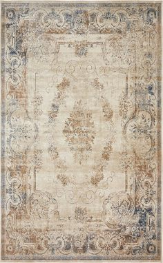 Living Room Decor Set, Rugs In Living Room, Dining Room, French Country Living Room, French Country Style, Country Rugs, Shed Colours, Muted Colors, Farmhouse Area Rugs