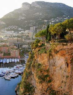 Monaco, been there when I was 16, was only there for a day, but I want to go back!