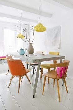 farger i interiøret