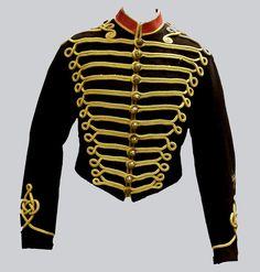 Jacket - Victorian Horse Artillery, Full Dress, circa 1890