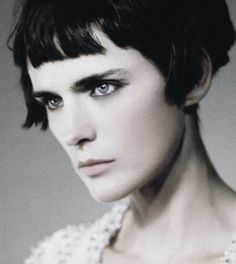 Stella Tennant for Vogue Italia march 2011 by Paolo Roversi.