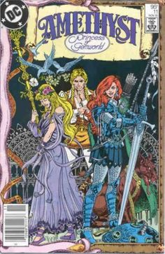 Amethyst, Princess of Gemworld (Volume) - Comic Vine