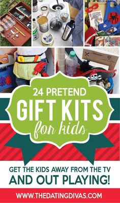 My kids would LOVE this!. www.TheDatingDivas.com gift for kids best gifts for…