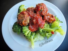Low Carb, Low Calorie Mushroom-Cauliflower Beef Meatballs