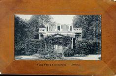 Buitenplaats Villa Flora, Veerallee 32 ca. 1905
