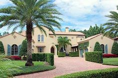 Architectural Designs House Plan 82012KA - Luxury Spanish Colonial